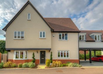 Thumbnail 5 bed detached house to rent in Arbour Mews, Harlow