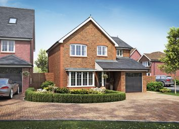 Thumbnail 4 bed detached house for sale in The Abersoch, Dyserth Road, Rhyl