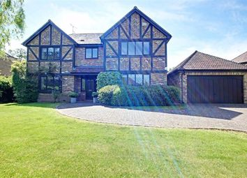 Thumbnail 5 bed detached house for sale in Woodgate Avenue, Northaw, Hertfordshire