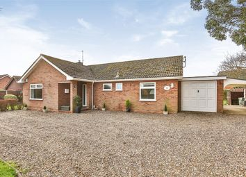 Thumbnail 3 bed detached bungalow for sale in Claypit Road, Foulsham, Dereham