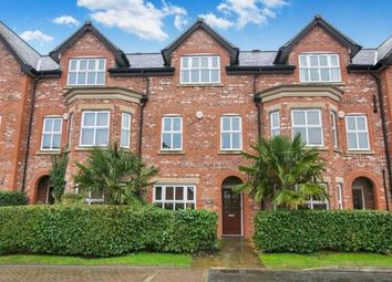 Thumbnail 3 bed terraced house for sale in Russet Way, Alderley Edge, Cheshire, Uk