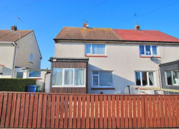 Thumbnail 2 bed semi-detached house for sale in Links Avenue, Amble, Morpeth
