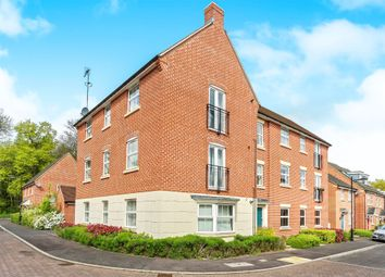 Thumbnail 2 bed flat for sale in Chilworth Way, Sherfield-On-Loddon, Hook
