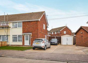 Thumbnail Semi-detached house for sale in Hadleigh Road, Clacton-On-Sea