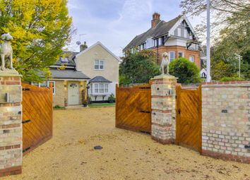 Thumbnail 3 bedroom detached house for sale in Newmarket, Suffolk
