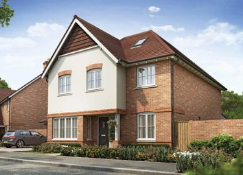 """Thumbnail 5 bed detached house for sale in """"The Camberley - Plot 27"""" at Knight Close, Crookham Village, Fleet"""