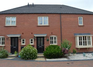 Thumbnail 2 bed terraced house for sale in Ellens Bank, Lightmoor, Telford, Shropshire.