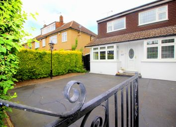Thumbnail 4 bed terraced house to rent in Chase Cross Road, Romford