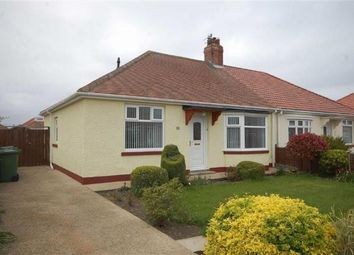 Thumbnail 3 bed semi-detached bungalow to rent in Summerhill Road, South Shields