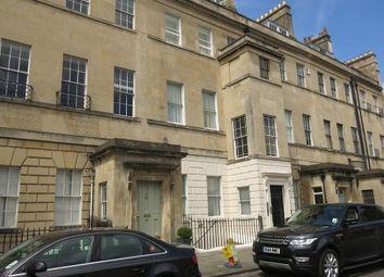 Thumbnail 2 bedroom flat to rent in Marlborough Buildings, Bath