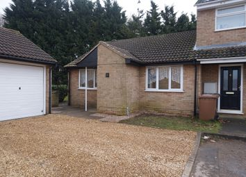 Thumbnail 2 bed semi-detached bungalow for sale in Birchwood, Orton Goldhay, Peterborough