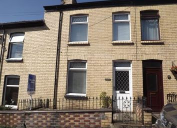 Thumbnail 2 bed terraced house for sale in Marcus Street, Caernarfon, Gwynedd