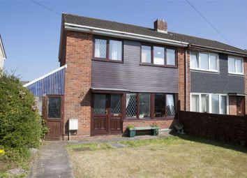 Thumbnail 3 bedroom semi-detached house for sale in Heol Yr Eos, Penllergaer, Swansea, West Glamorgan