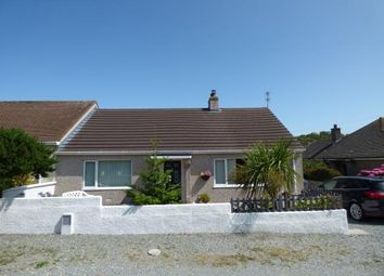 Thumbnail 2 bed bungalow for sale in Mill Road, Holyhead, Sir Ynys Mon