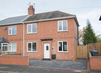 Thumbnail 2 bed semi-detached house for sale in Abbey Street, Rugby