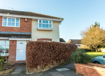 Thumbnail 1 bed terraced house for sale in Lysander Close, Woodley, Reading