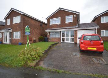Thumbnail 3 bed detached house for sale in Kestrel Park, Skelmersdale