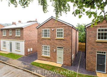 Thumbnail 4 bed detached house for sale in The Close, Well Street, Holywell, Flintshire