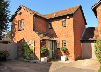 Thumbnail 4 bed detached house for sale in Churchfields, West Molesey