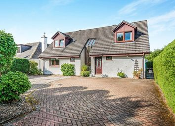 Thumbnail 3 bed detached house for sale in Old Mill Road, Inverness