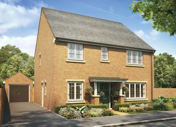 Thumbnail 4 bedroom property for sale in Daisy Lane, Shepshed, Loughborough