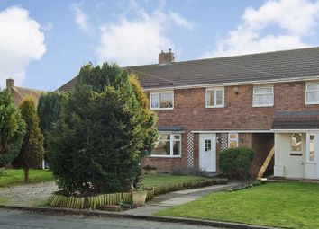 Thumbnail 2 bed terraced house for sale in Romsey Grove, Fordhouses, Wolverhampton