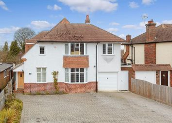 Thumbnail 5 bed detached house for sale in Great Tattenhams, Epsom