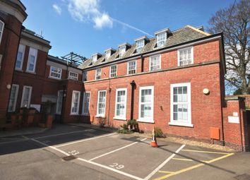 Thumbnail 1 bed flat to rent in Charleston House, Peel Street, Nottingham