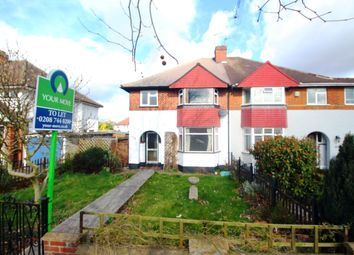 Thumbnail 3 bed semi-detached house to rent in Hospital Bridge Road, Twickenham