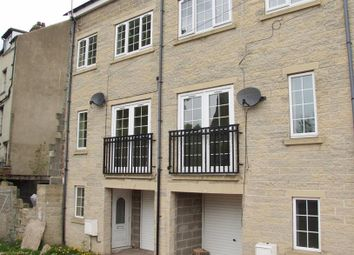Thumbnail 3 bed town house for sale in Carrholme Court, King Cross, Halifax
