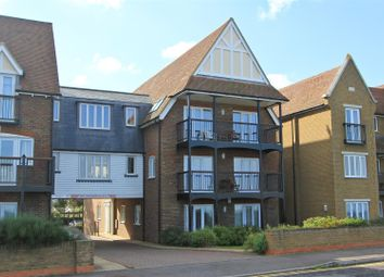 Thumbnail 2 bed flat to rent in Marine Parade, Tankerton, Whitstable