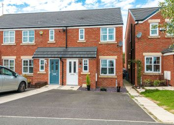 Thumbnail 2 bedroom semi-detached house for sale in Beacon Green, Skelmersdale