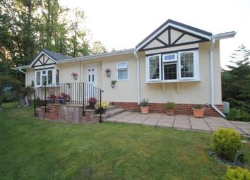 Thumbnail 2 bedroom bungalow for sale in Stonehill Woods Park, Old London Road, Sidcup, Kent