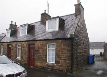 Thumbnail 1 bed end terrace house for sale in Duff Street, Keith