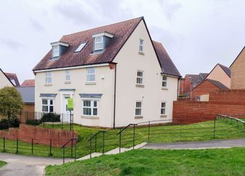 Thumbnail 5 bed detached house for sale in Nelson Way, Yeovil