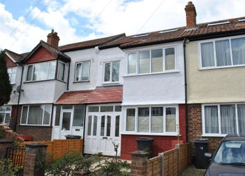 Thumbnail 4 bed terraced house for sale in Walton Avenue, New Malden