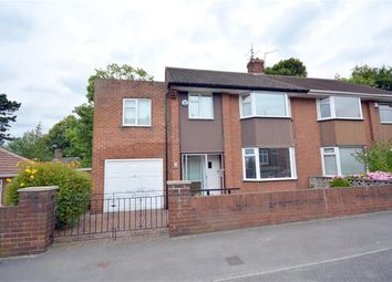 Thumbnail 3 bed semi-detached house for sale in Queens Road, Bishop Auckland