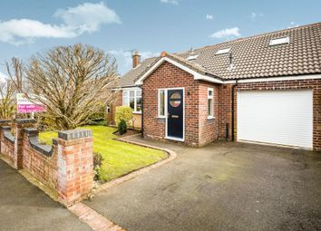 Thumbnail 4 bed detached house for sale in Penrhyn Crescent, Runcorn