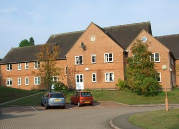 Thumbnail 2 bedroom flat for sale in Aspley Court, Woburn Sands