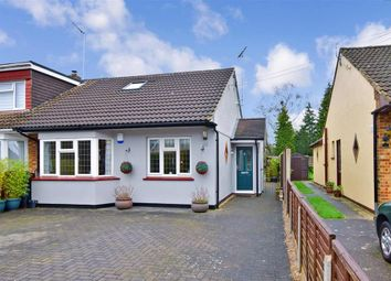 Thumbnail 2 bed bungalow for sale in Mill Lane, Ramsden Heath, Billericay, Essex