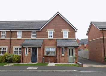 Thumbnail 3 bed end terrace house for sale in 13 Linton Close, Carlisle