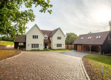 School Road, Ongar, Essex CM5. 4 bed detached house for sale