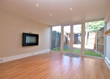 Thumbnail 3 bed town house to rent in Park Road, Bromley