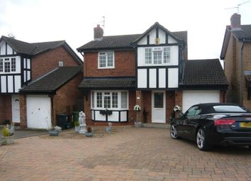 Thumbnail 4 bed detached house for sale in Lovap Way, Great Oakley, Corby