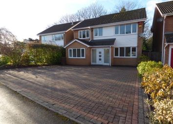 Thumbnail 4 bedroom detached house for sale in Raddington Drive, Olton, Solihull, West Midlands