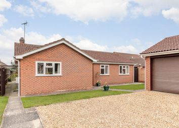 Thumbnail 3 bedroom detached bungalow for sale in 5 Church View, Peterborough, Lincolnshire
