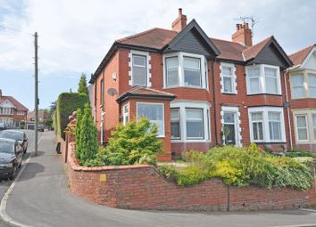3 bed terraced house for sale in Stylish Period House, Southville Road, Newport NP20