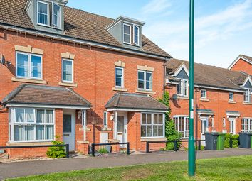 Thumbnail 4 bed terraced house for sale in Vale Drive, Hampton Vale, Peterborough
