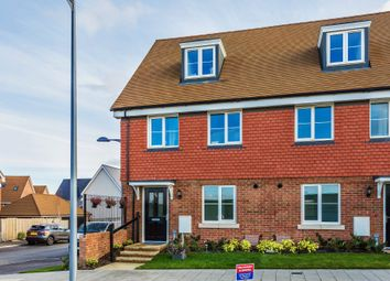 Thumbnail 3 bed semi-detached house for sale in Illett Way, Faygate, Horsham