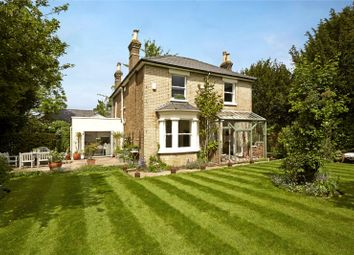 Thumbnail 4 bed detached house for sale in Walton Road, East Molesey, Surrey